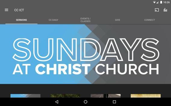 ChristPeopleICT apk screenshot