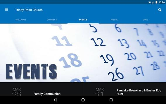 Trinity Point Church screenshot 8