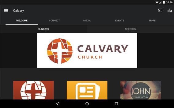 Calvary Church Wyncote apk screenshot