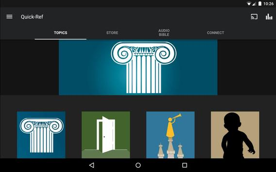 STR Quick-Reference App apk screenshot