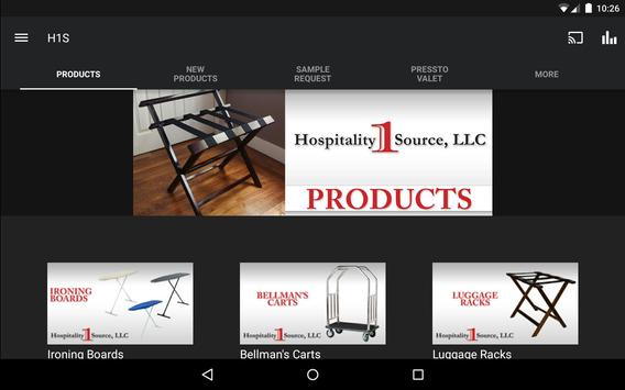 Hospitality 1 Source, LLC apk screenshot