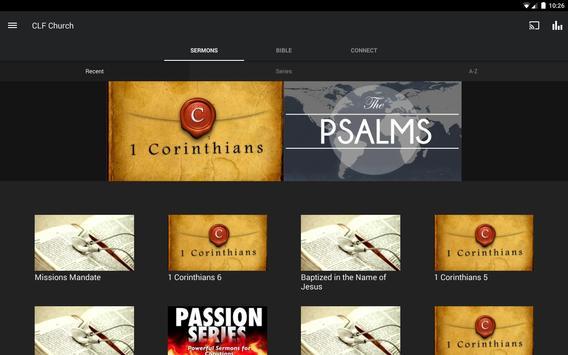 Christian Life Fellowship screenshot 3