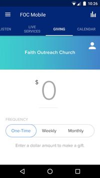 Faith Outreach Church apk screenshot