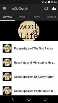 Word of Life Church App poster