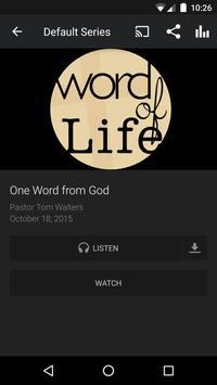Word of Life Church App apk screenshot