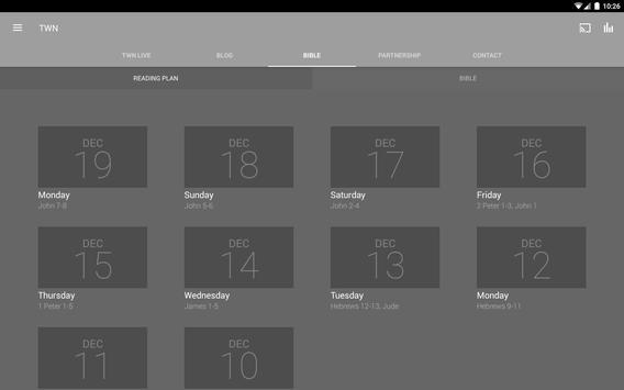 The Word Network apk screenshot
