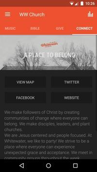 Whitewater Church apk screenshot