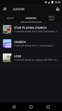 JUDSON CHURCH screenshot 1