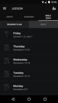 JUDSON CHURCH screenshot 2