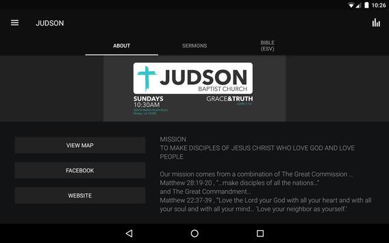 JUDSON CHURCH screenshot 6