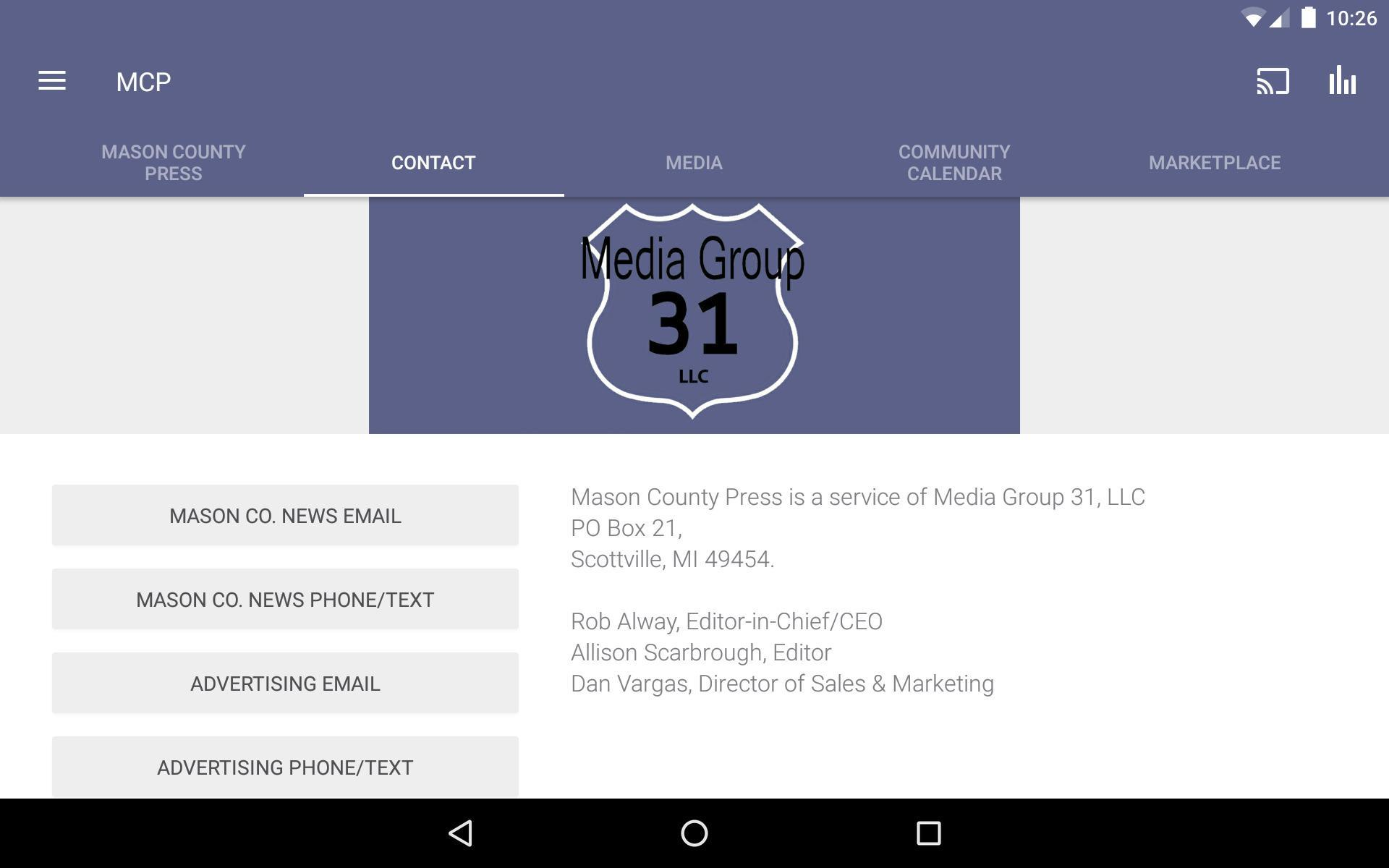 Mason County Press for Android - APK Download
