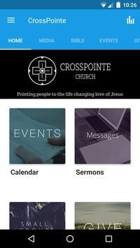 CrossPointe Church NC poster