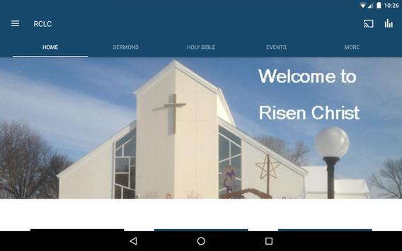 Risen Christ Lutheran Church screenshot 6