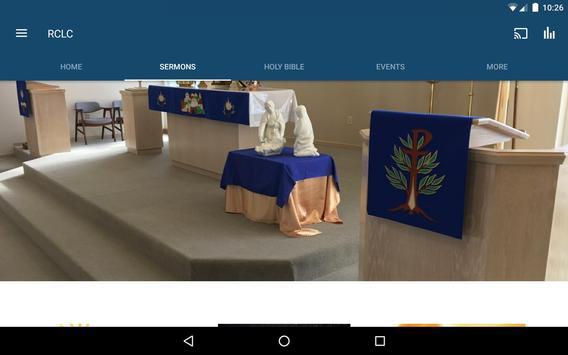 Risen Christ Lutheran Church screenshot 7