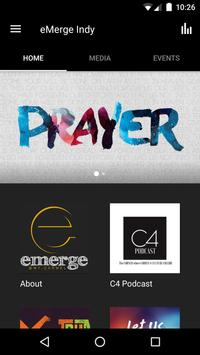 eMerge at Mt Carmel poster
