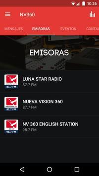 NV360 screenshot 1