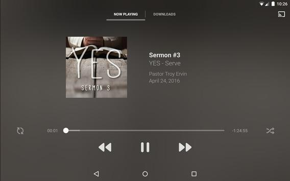 Life Change Church App screenshot 8
