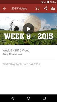 Camp All-American apk screenshot