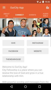 City Fellowship apk screenshot