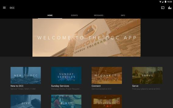 Discovery Church Colorado apk screenshot