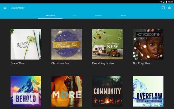 Christ Community - Greeley, CO apk screenshot