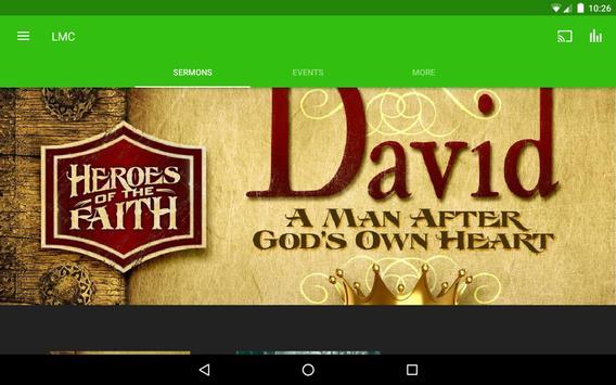 LIFE MINISTRIES CHURCH - Texas screenshot 6