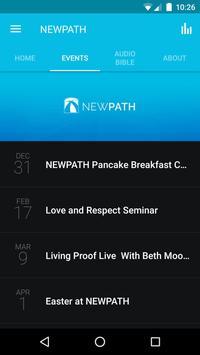 NEWPATH Church screenshot 1