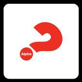 Vintage Alpha icon