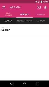WPEL-FM screenshot 1