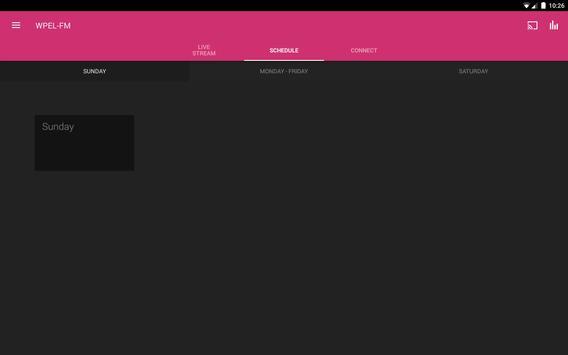 WPEL-FM screenshot 4
