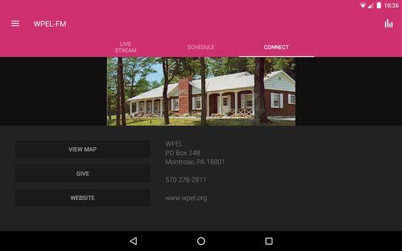 WPEL-FM screenshot 8