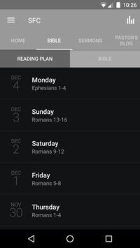 Seattle Foursquare Church screenshot 1