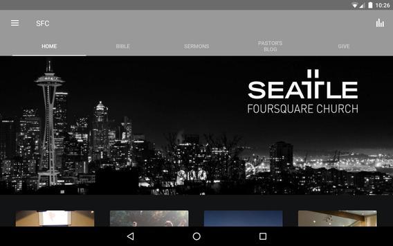 Seattle Foursquare Church screenshot 6