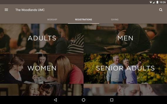 The Woodlands UMC screenshot 7