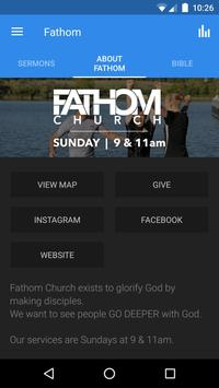 Fathom Church screenshot 1