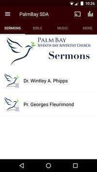 Palm Bay SDA Church App poster