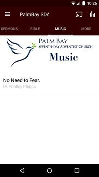 Palm Bay SDA Church App apk screenshot