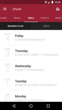 Connection Point Church of God screenshot 2