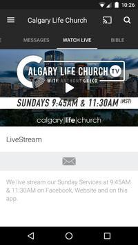 Calgary Life Church screenshot 2