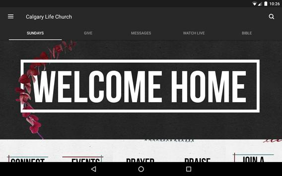 Calgary Life Church screenshot 6