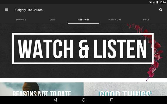 Calgary Life Church screenshot 7