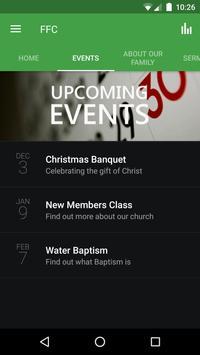 Falconridge Family Church screenshot 1