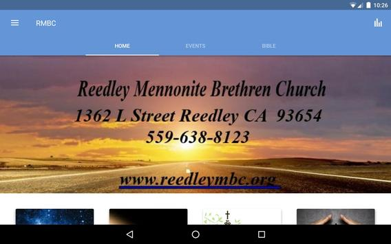 ReedleyMBC apk screenshot