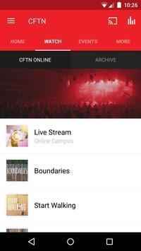 Church for the Nations (CFTN) screenshot 1