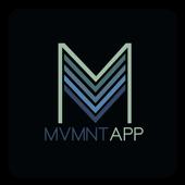 The MVMNT App icon