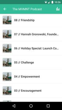 The MVMNT App screenshot 2