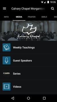 Calvary Chapel Morgantown WV apk screenshot