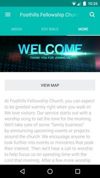 Foothills Fellowship screenshot 2