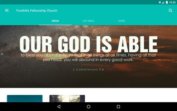 Foothills Fellowship screenshot 6