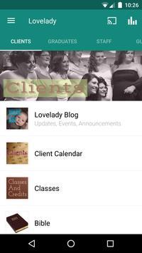 The Lovelady Center poster